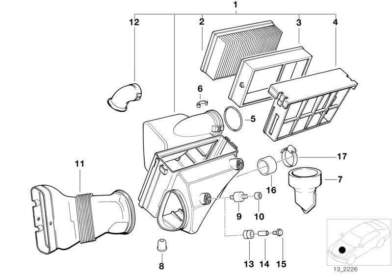 fuel preparation system parts m3 coup u00e9 e36