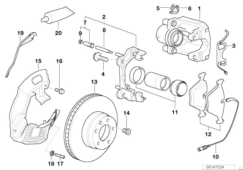 Asc Bmw E39 Wiring Diagram