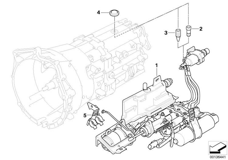 Original Bmw Hydraulic Unit Z4 Coup E86