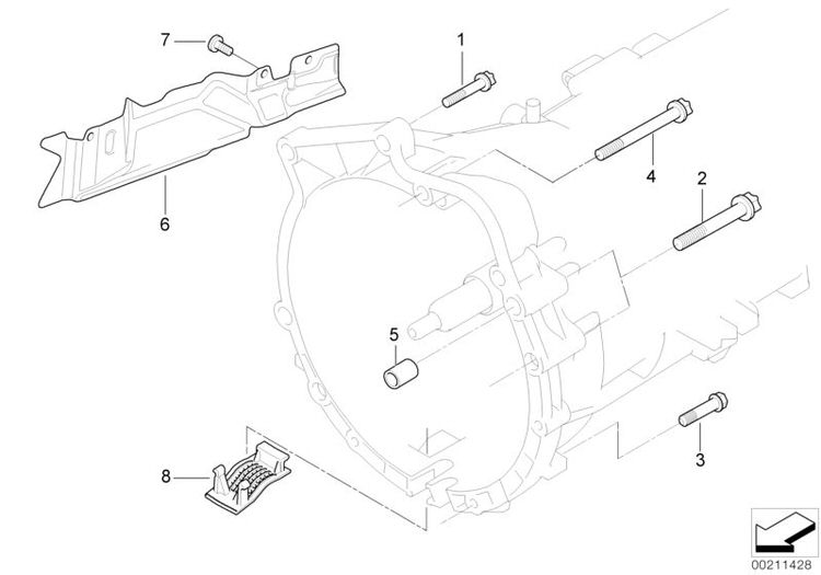 Number 06 In The Illustration: BMW E90 N52 Engine Diagram At Hrqsolutions.co