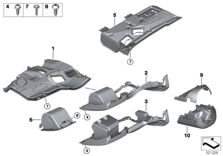 basis freisprecheinrichtung bluetooth bmw x1 f48 hubauer. Black Bedroom Furniture Sets. Home Design Ideas