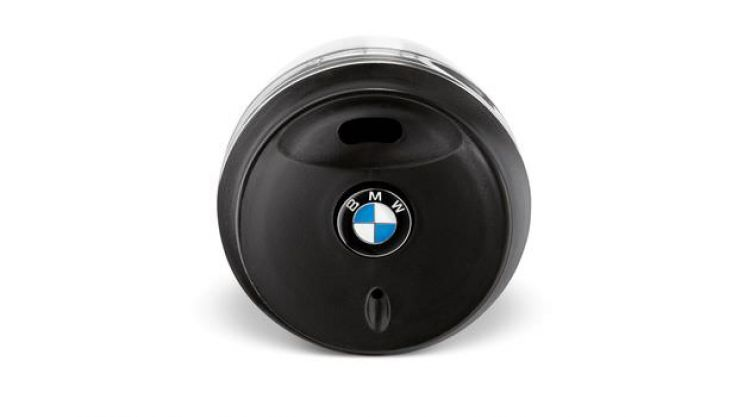 Original BMW Insulated mug silver/black (80562211967)
