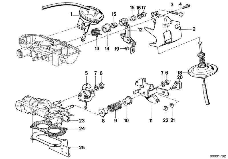 Strange Original Bmw Unterdruckdose 3Er E30 Hubauer Shop De Wiring Database Cominyuccorg
