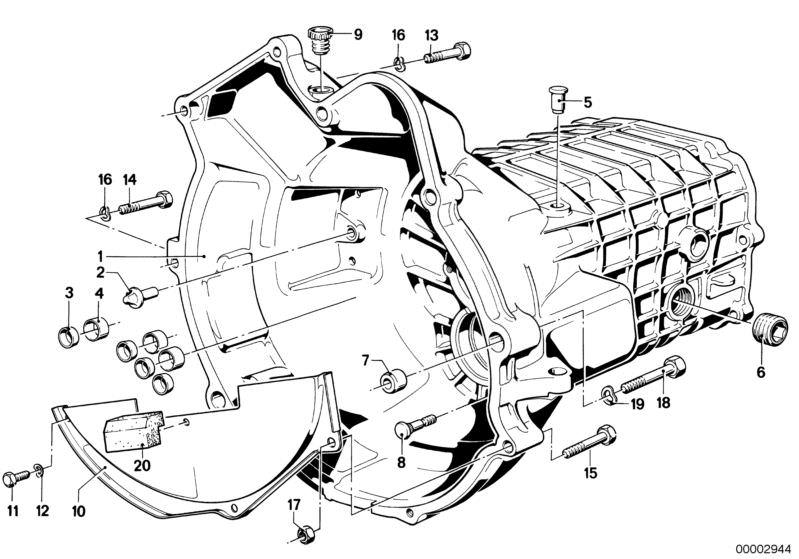 Bmw M20 Engine