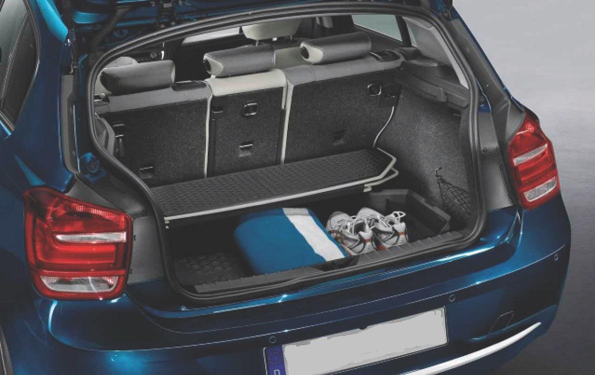 Original BMW Gepäckraumwanne Sport SPORTLINE   1er 51472219993