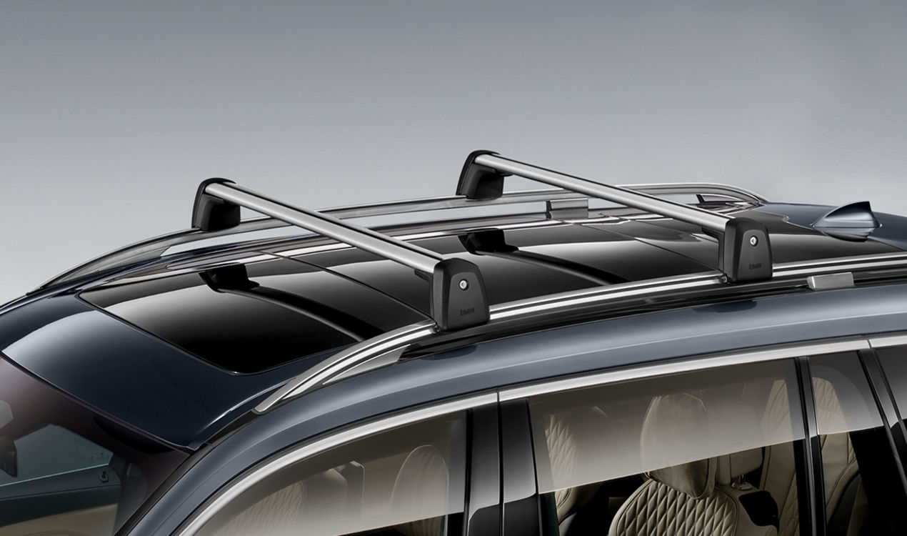 Dachtr/äger//Relingtr/äger VDP KING1 kompatibel mit BMW X3 5 T/ürer 11-17 F25