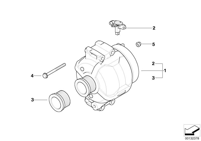 Original BMW Voltage regulator BOSCH (12317540657) on 4 wire delco remy alternator wiring diagram, chrysler alternator wiring diagram, ford alternator wiring diagram, mitsubishi alternator wiring diagram, alternator regulator problems, alternator field voltage, alternator schematic diagram, f150 alternator wiring diagram, alternator and regulator wiring, motorcraft alternator wiring diagram, gm internally regulated alternator wiring diagram, alternator voltage regulator schematic, kubota alternator wiring diagram, delco remy 22si alternator wiring diagram, alternator with external regulator wiring, chevy alternator wiring diagram, wilson alternator wiring diagram, motorola alternator wiring diagram, alternator warning light wiring diagram, 1-wire alternator wiring diagram,