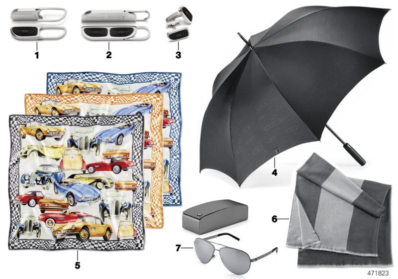 2eb4ff13fed9e Original Iconic sunglasses   HUBAUER-Shop.de