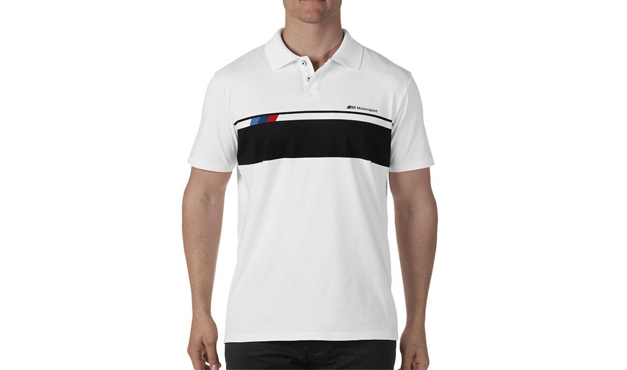 Vintage BMW MQ-Power Marron Polo shirt Size L.