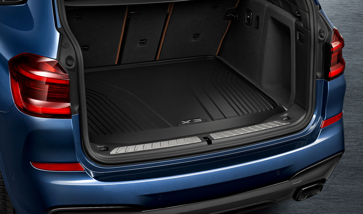 Fitted Luggage Compartment Mat X4 F26 Hubauer Shop De