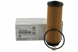 Original BMW Set oil-filter element  (11428583898)