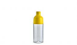 MINI Water Bottle Colour Block LEMON