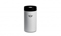 Original MINI Travel Mug BLACK / WHITE