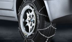 Original BMW Snow chain system Rud-Matic Disc  (36110009738)