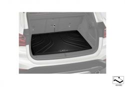 Original BMW Fitted luggage compartment mat sw./slb./-SA4FD (51472407172)
