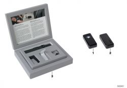 Activity key - accessory box