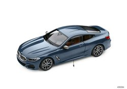 Original BMW miniature 8 Series Coupé 1:18 BLUE,18 (80432450995)