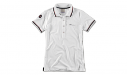 BMW Yachtsport Poloshirt Damen white (80142461047)