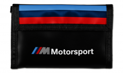 BMW M Motorsport Geldbörse black (80212461148)