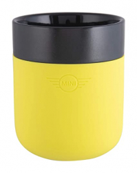 MINI Cup Colour Block LEMON