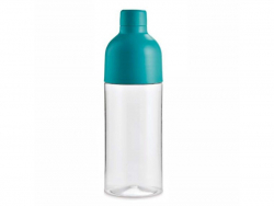 MINI Water Bottle Colour Block AQUA