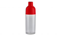MINI Water Bottle Colour Block coral (80282460907)