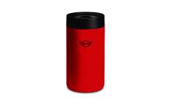 MINI Travel Mug coral/grey (80282460909)
