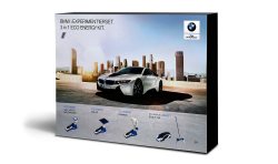 BMW miniature RC i8 experimental kit 24