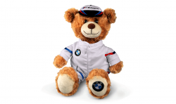 BMW M Motorsport Plüschbär brown/white (80452461141)